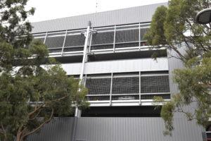 DSC6640 300x200 - Architectural Cladding Suppliers Project: Monash University Car Park