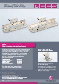 REES FIXED SLIDING CLIPS INFOpdf - REES Clips