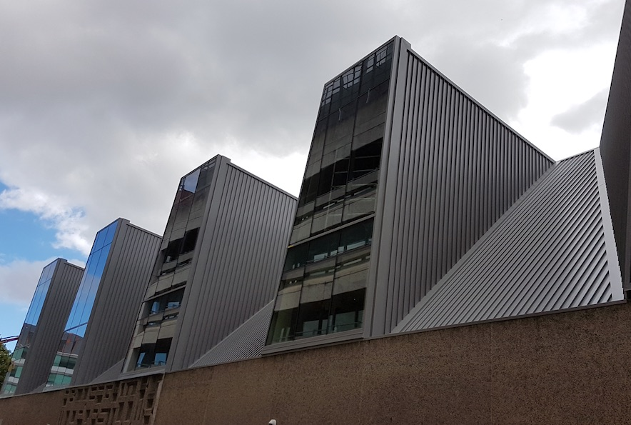 Monash University Library Project - Architectural Cladding Suppliers Project: Monash University Caulfield Library