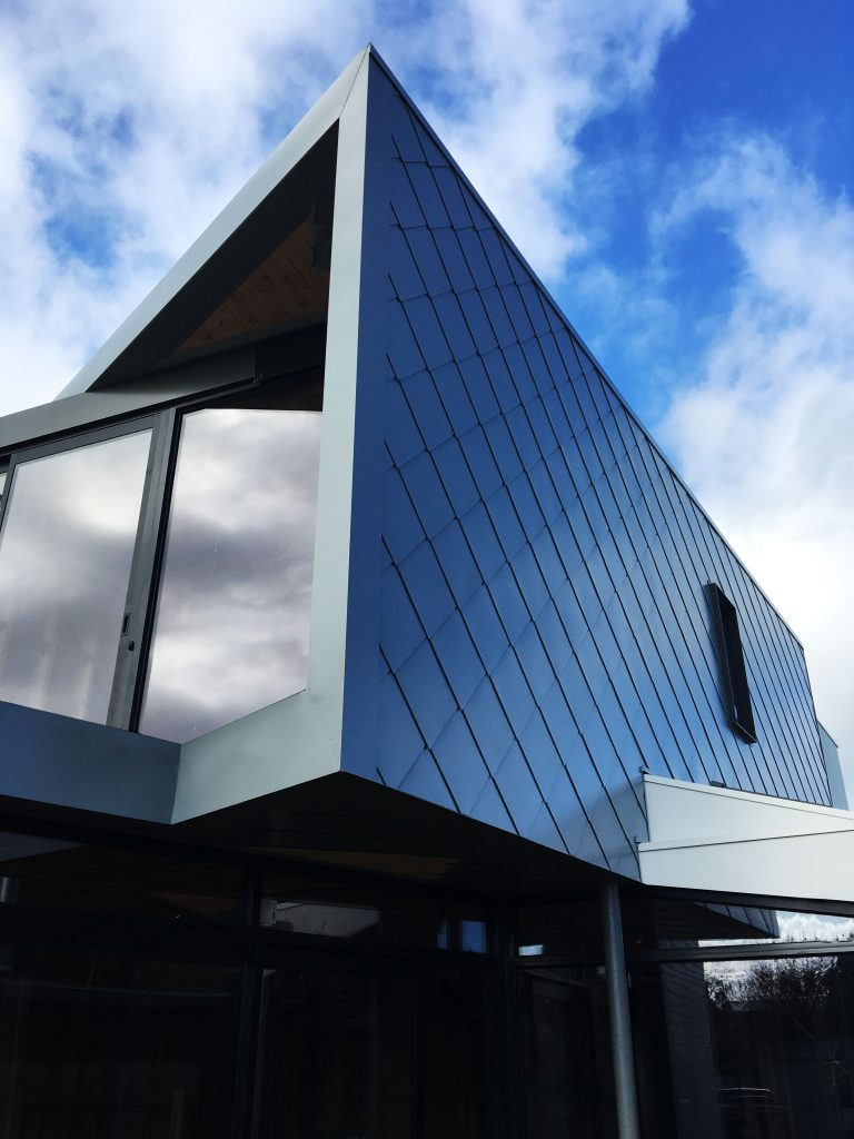 , Shingle Metal Cladding More Than Delivers For This Residential Masterpiece