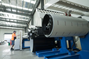 Architectural Cladding Suppliers Machinery