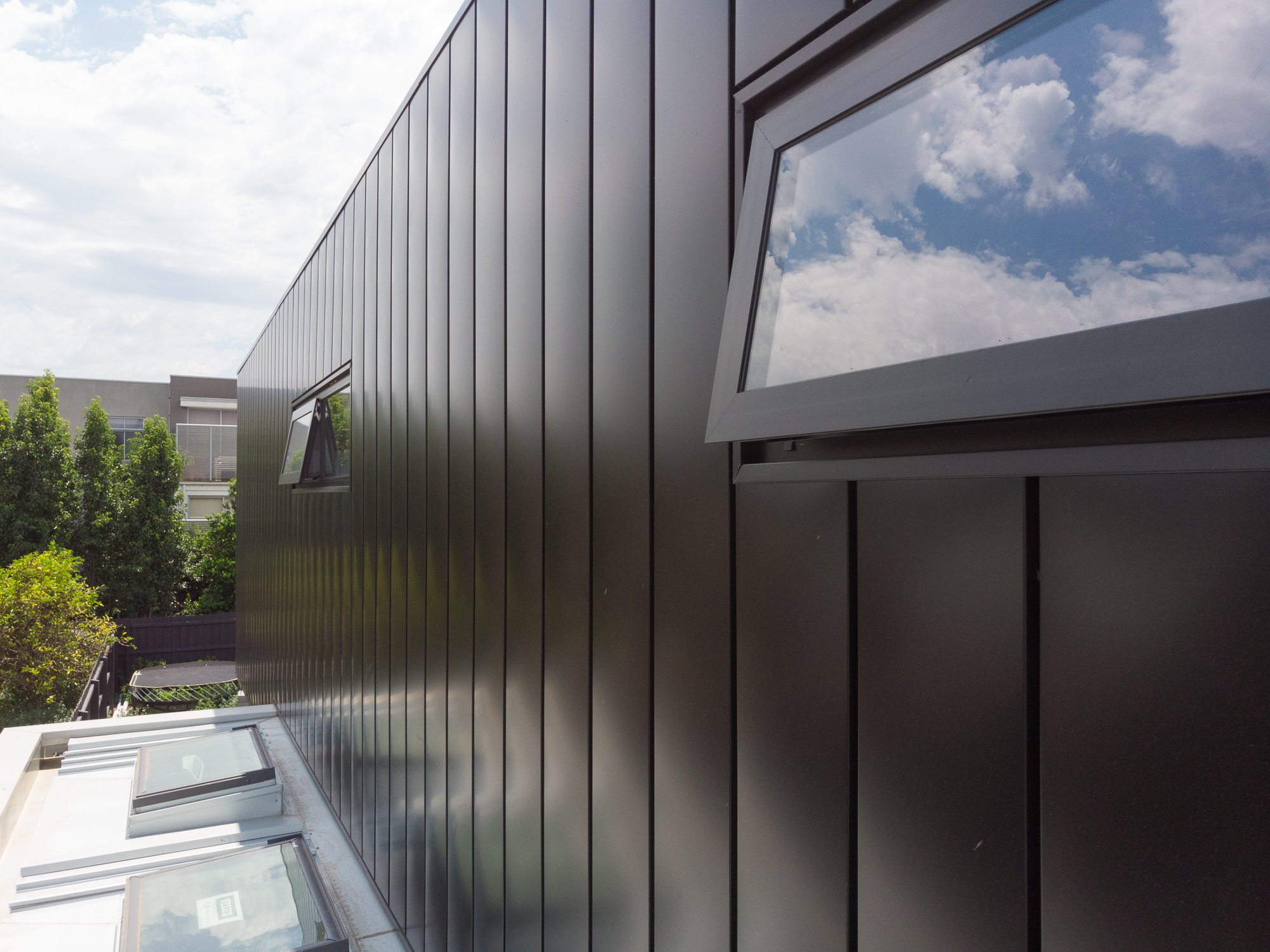 Perfection Is Found With Colorbond 174 Steel Night Sky