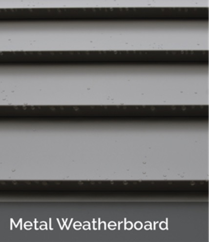 Metal Weatherboards ACS - Projects