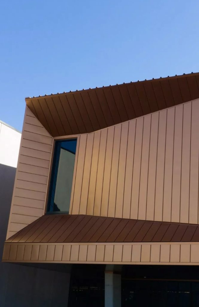 PICAC Impresses With COLORBOND® steel Interlocking Panels   Architectural Cladding Suppliers 665x1024 - Projects