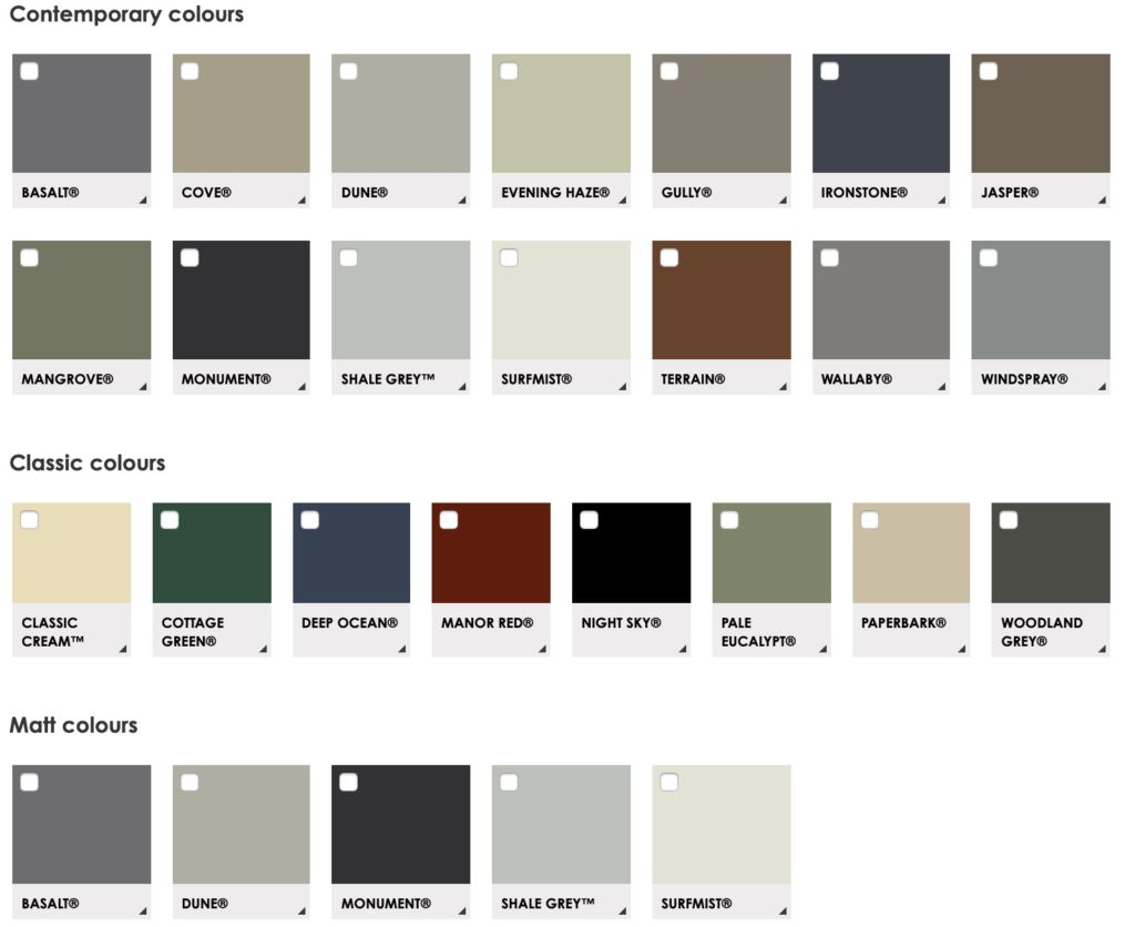 Brochures  Swatches   Guides   COLORBOND® steel 1024x836 - COLORBOND® steel