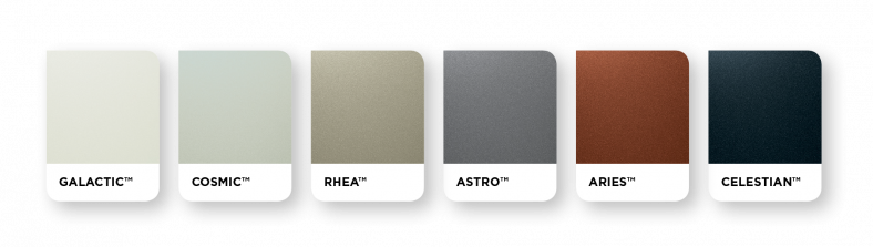 metallic colorbond - COLORBOND® steel