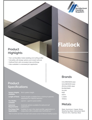 Flatlock Order Form