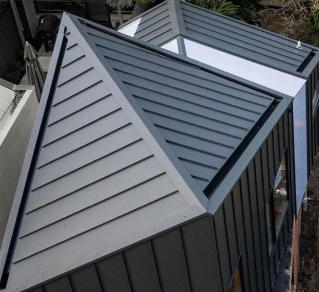 Impressive Angles Delivered with Standing Seam!