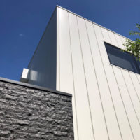 , Shingles and Flatlock Metal Cladding