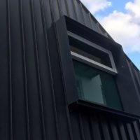 , Interlocking Metal Cladding