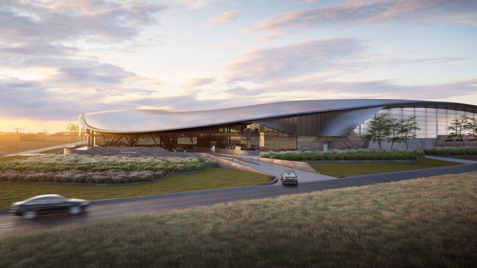 , Melbourne Jet Base