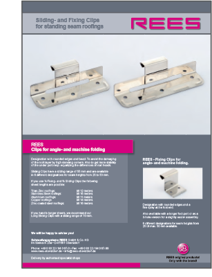 , Cladding Clips